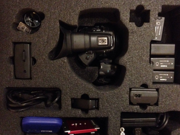 Rent: CANON C300 EF MOUNT KIT WITH LENSES