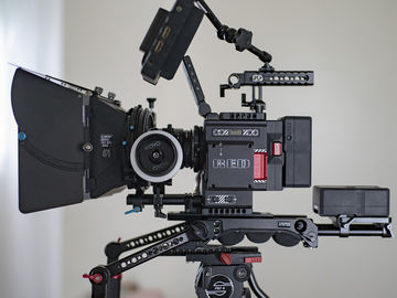 RED DSMC2 Gemini 5K S35 ready-to-shoot package