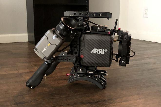 ARRI Alexa Mini 4:3 & ArriRaw Licenses