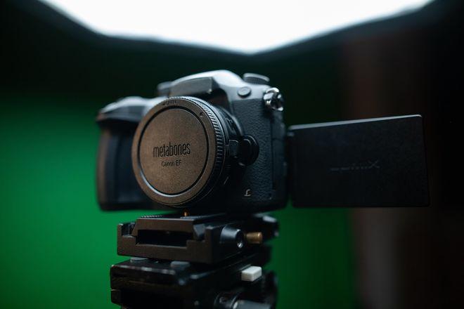 Panasonic GH5 Body w/ V-Log & Metabones SpeedBooster XL