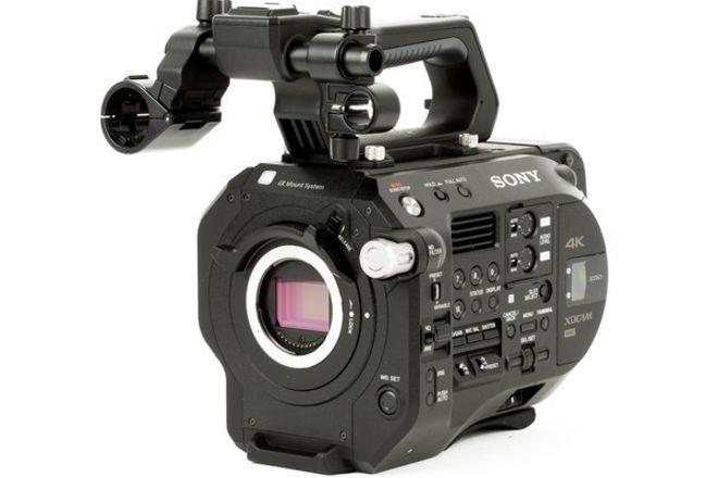 Sony PXW-FS7 XDCAM Super 35 Camera Mark2