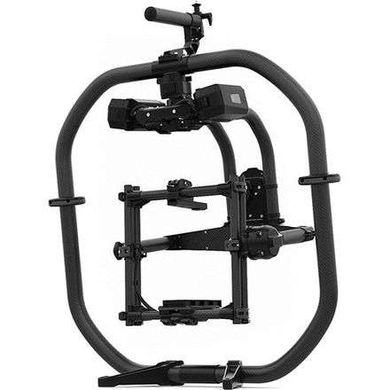MOVI PRO - Mimic, Cinemilled Baseplate, Weights