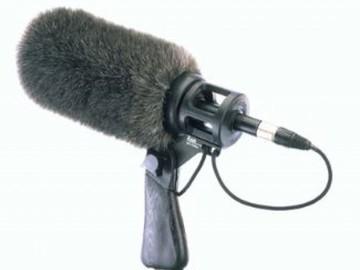 Rent: Neumann KMR 81 i MT Shotgun mic and Boom Pole