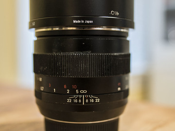 Rent: Zeiss 28mm f/2 Distagon T* (Canon EF Mount)