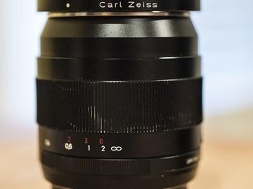 Rent: Zeiss 50mm f/2.0 Makro-Planar ZE Macro Lens (Canon EF)