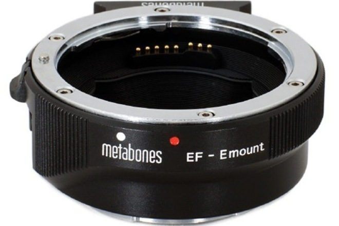 Metabones Sony E to Canon EF Adapter