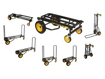 Rent: Multi-Cart R10 with decking