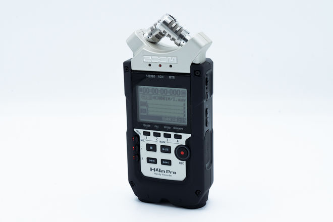 Rent A Zoom H4n Pro 4 Channel Handy Recorder Best Prices