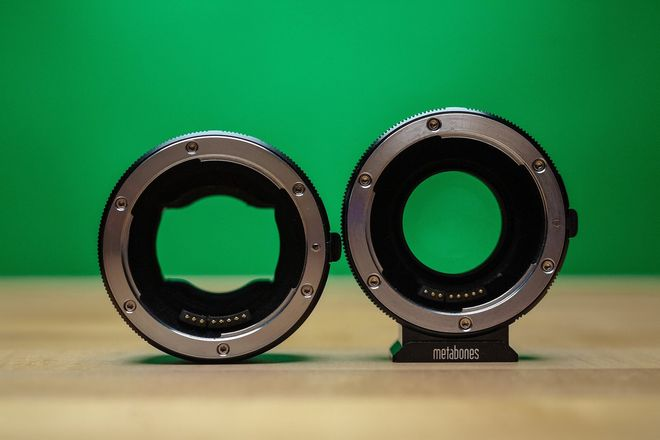Metabones Kit Canon EF to Sony E Adapter Speedbooster ULTRA