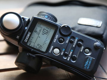 Rent: Sekonic L-758 Cine DigitalMaster Light Meter