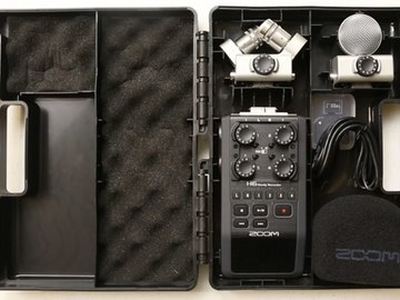 Indie field / Interview audio package. See details below..