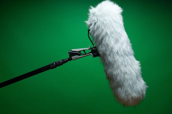 Sanken CS-3e Boom Kit Shotgun Microphone CS3e Rode Blimp