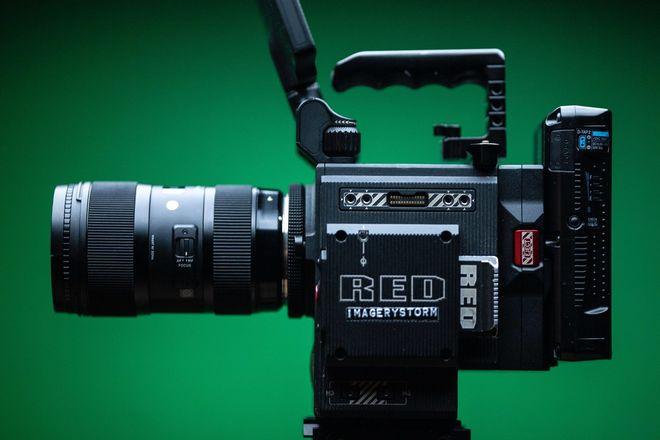 RED Raven Handheld READY TO SHOOT Kit Dragon 4.5K DSMC2