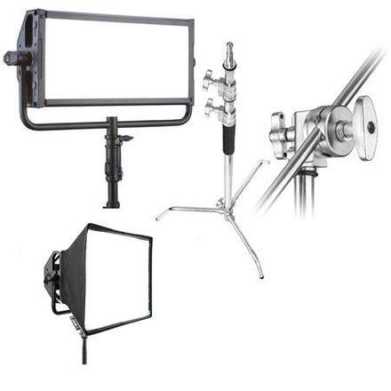 Litepanels Gemini 2x1 Bi-Color LED Soft Panel Kit
