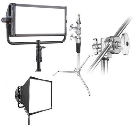 Litepanels Gemini 2x1 Bi-Color LED Soft Panel Kit