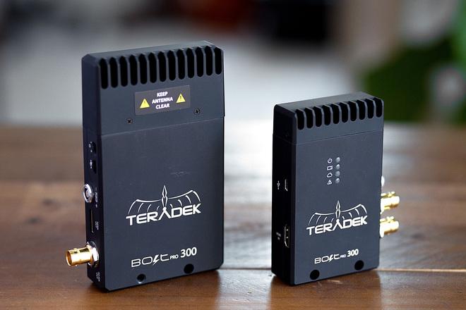 Teradek Bolt Pro 300 Wireless HD-SDI/HDMI Package