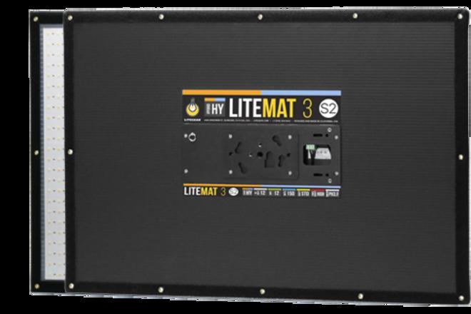 Litegear Litemat 3 S2 + c-stand