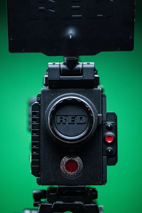 RED Raven Cine Kit (No Glass) Dragon 4.5K DSMC2