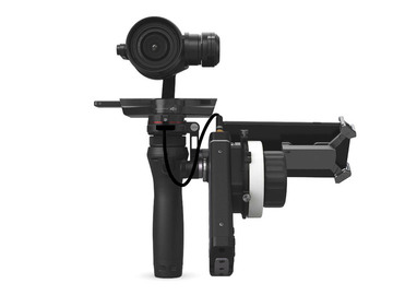 Rent: DJI OSMO RAW Camera System - X5R + Osmo + Focus + 2 Lenses