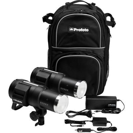 Profoto B1-500 Location Kit - 2 Profoto B1 500