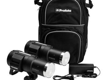 Profoto B1-500 Location Kit - 2 Profoto B1 500