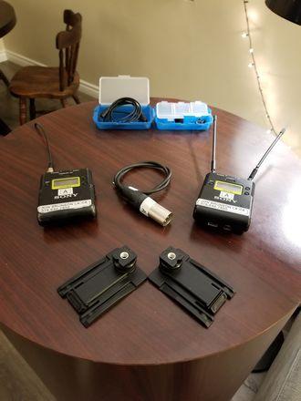 Sony UWP-D11 Wireless Kit + Lavalier + Accessories (1/3)
