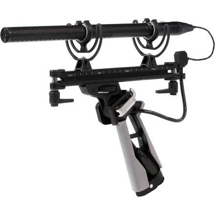 Rode NTG4+ Shotgun Microphone w/ Rode Blimp Windshield