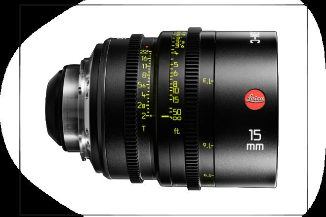Leica Summicron-C 15mm T2.0 Lens