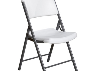 Rent: 20 chairs