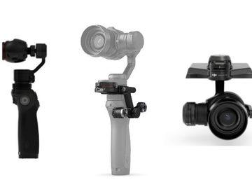 Rent: DJI Osmo X5R Kit ( RAW 4K M4/3 ) w/ 4 Lenses + 1.5TB Media