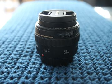 Canon 50mm Lens f/1.4