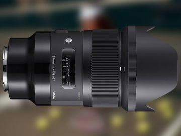 Sigma 35mm f/1.4 DG HSM Art for Sony E
