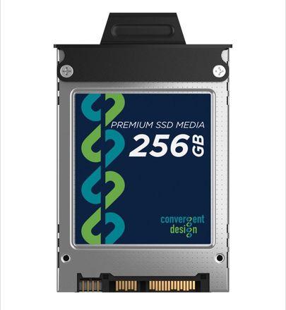 256GB Premium SSD for Odyssey 7, 7Q, 7Q+ Convergent Design