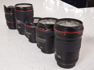 Rent: Canon L-Series | 6 Primes