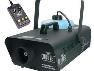 Rent: Chauvet Hurricane 1300 Fog Machine