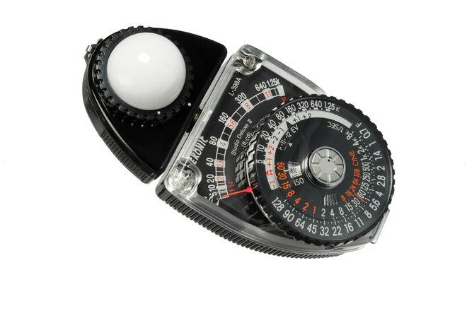 Sekonic L-398A Studio Deluxe III Light Meter