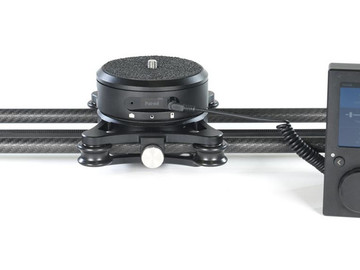 "Rent: Rhino 24"" Evo Slider w Arc panning unit, LIbec AXL head"