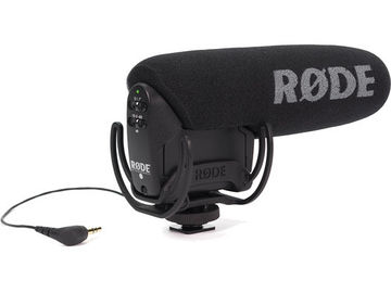 Rode VideoMic Pro On-Camera Condenser Microphone