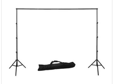 Rent: 10Ft Photography Heavy Duty Background Support Photo Backdro