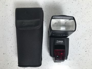 Canon Speedlite 580EX II External Flash
