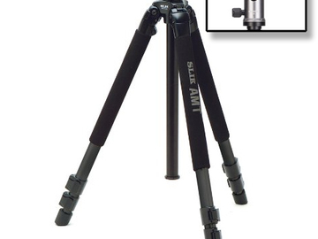 Rent: Slik Pro Titanium Alloy Tripod with Ball Head
