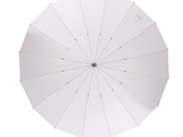 "Rent: 72"" Parabolic Shoot-Through Umbrella"