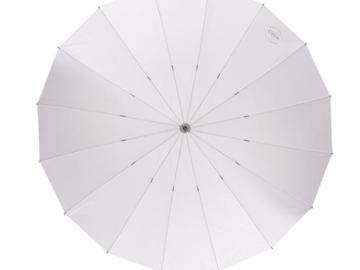 "Rent: 72"" Parabolic Shoot-Through Umbrella"