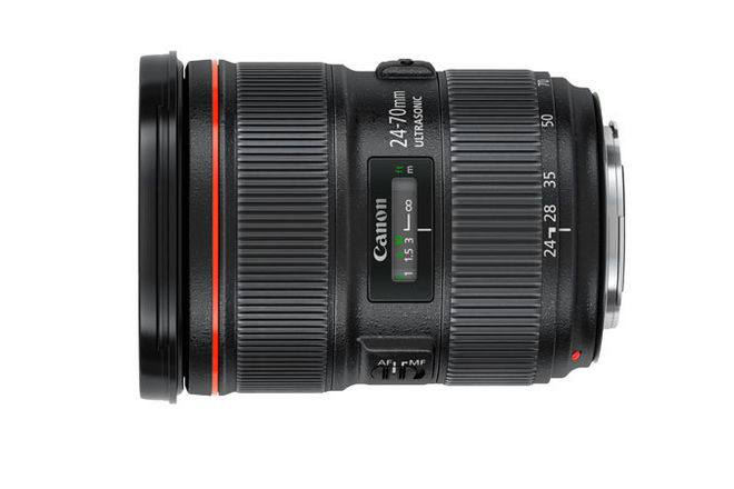 THE Beautious Canon EF 24-70mm f/2.8 L II