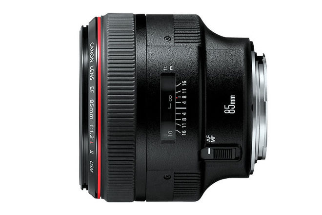 THE Spectacular Canon EF 85mm f/1.2 L II