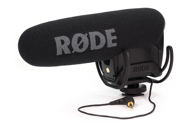 RØDE VideoMic Pro R Rental Kit