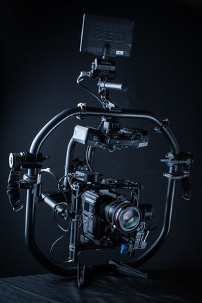 RED Gemini 5K | MoVI Pro Gimbal + Cinema Package (4/5 CHI)