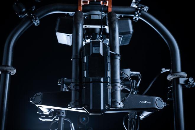 Freefly MoVI Pro Handheld 3-Axis Motorized Gimbal Stabilizer