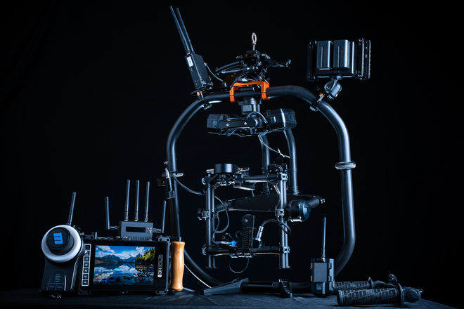 MoVI Pro Complete Gimbal + Wireless Video Package (2)