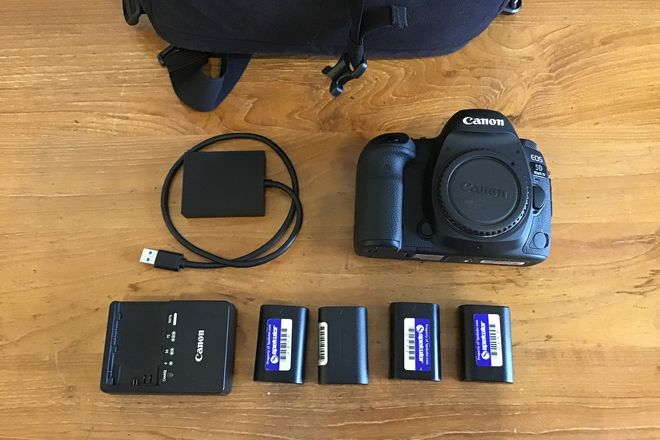 Canon EOS 5D Mark IV DSLR Camera - Mark 4